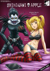 Shinigami Apple- Locofuria porn comics 8 muses