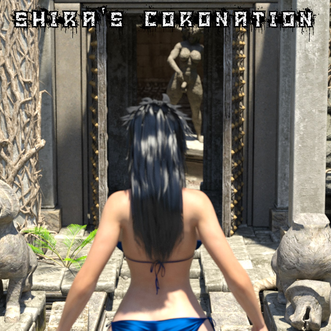 Shiras Coronation- SquarePeg3D porn comics 8 muses