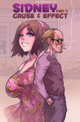 Melkormancin- Sidney Part 3- Cause & Effect porn comics 8 muses