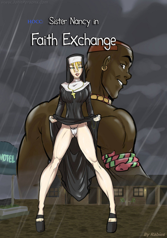 Sister Nancy in Faith Exchange- Rabies porn comics 8 muses