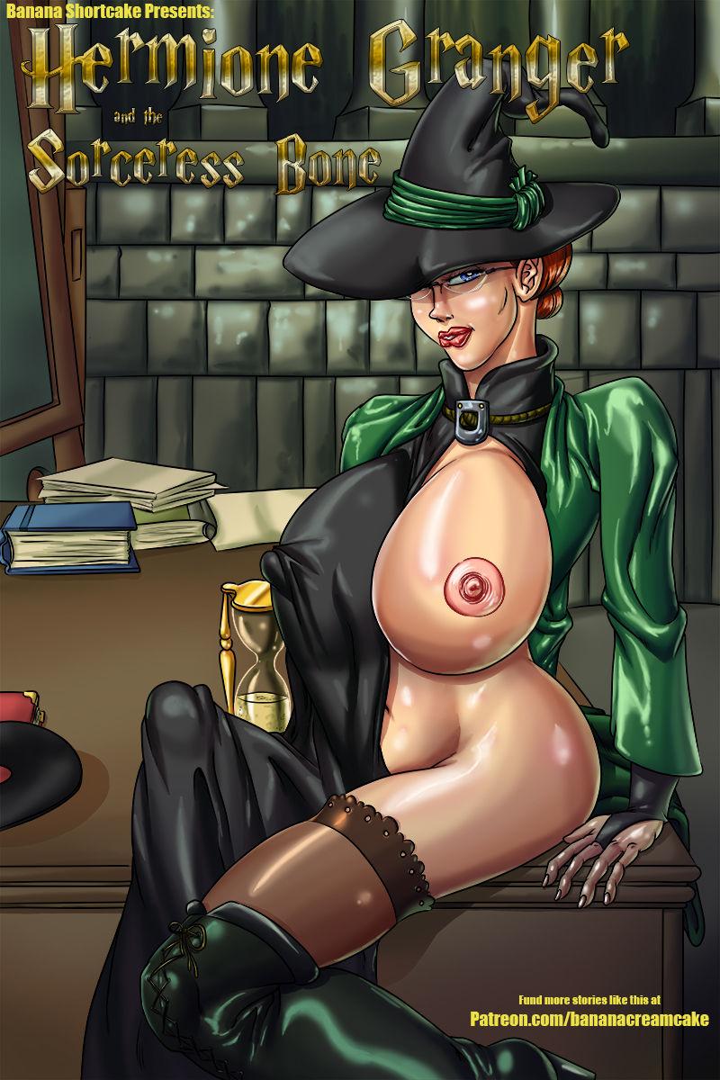 Banana Shortcake 5- Hermione Granger porn comics 8 muses