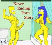 Never Ending Porn Story (Simpsons) porn comics 8 muses