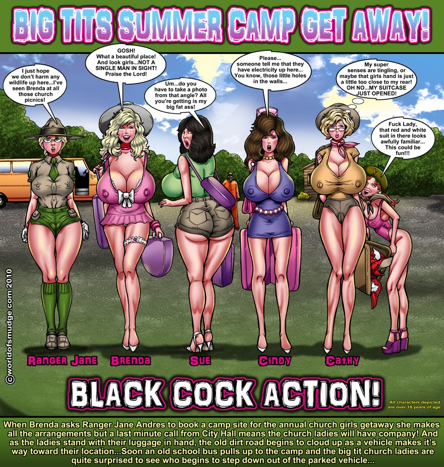 Black Dick Comics