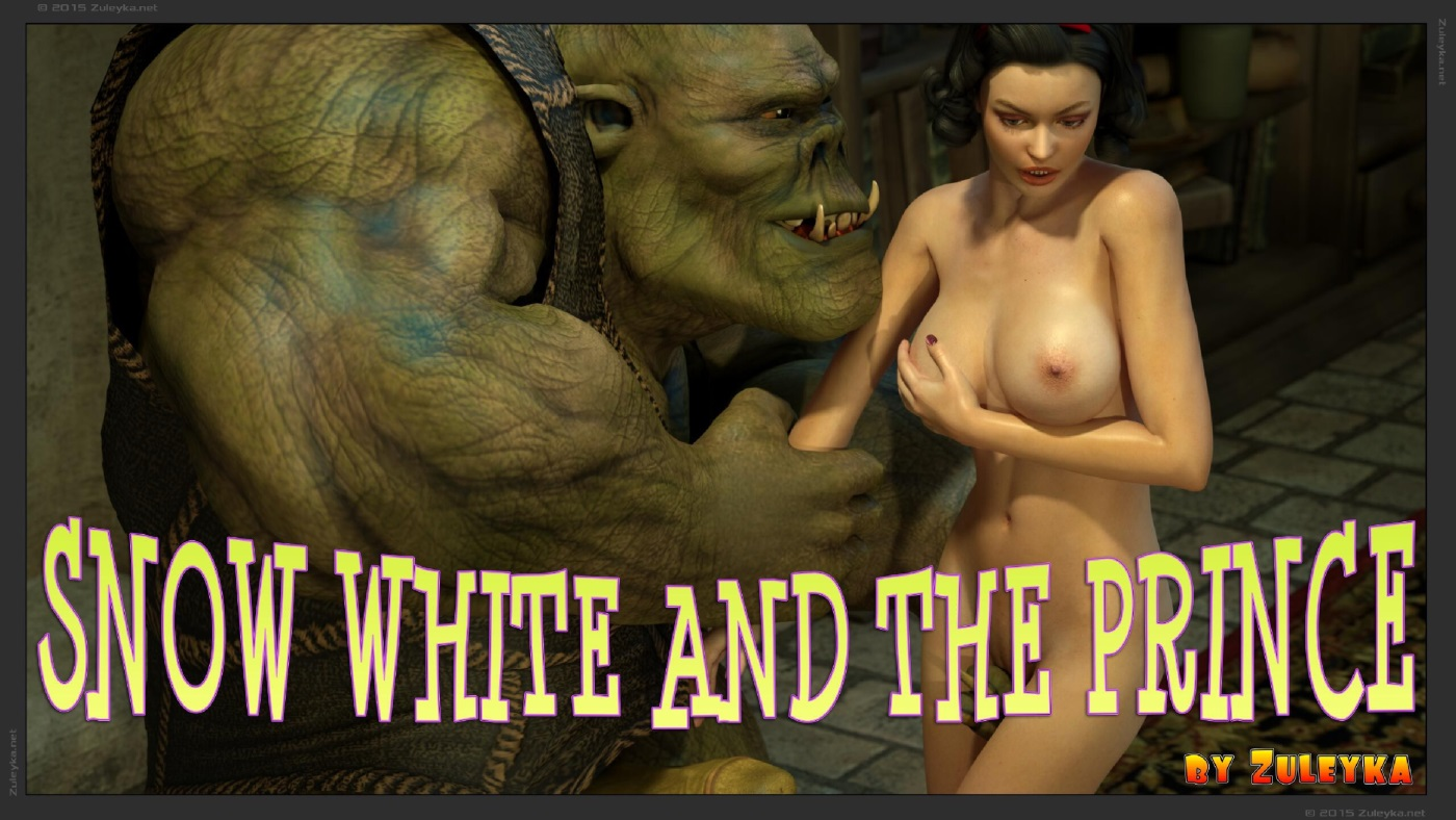 Snowy White and The Prince- Zuleyka porn comics 8 muses