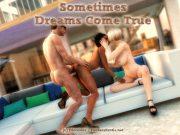 Sometimes Dreams Come True- Fantasy Erotic porn comics 8 muses