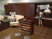 Son + Mother 19 Kitchen- 3D porn comics 8 muses