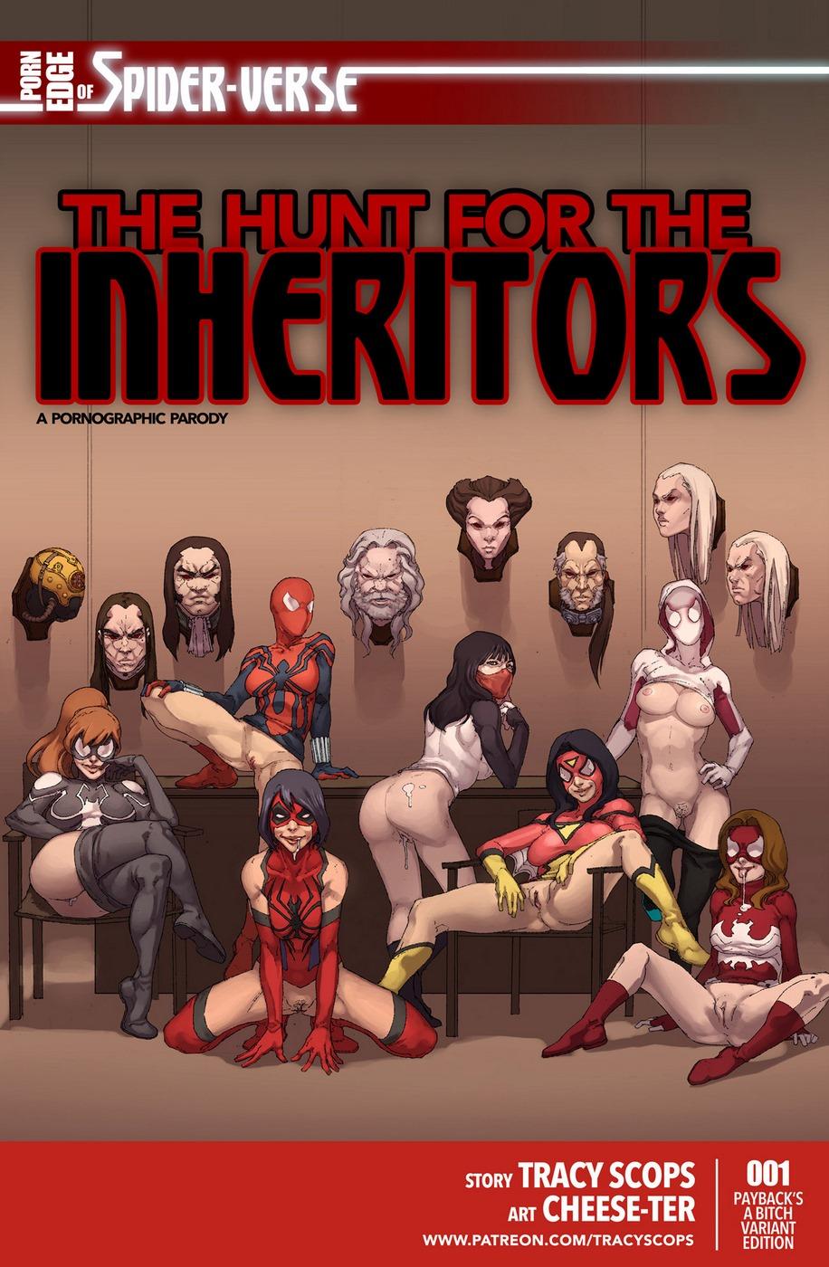 SpiderVerse- Hunt For Inheritors porn comics 8 muses