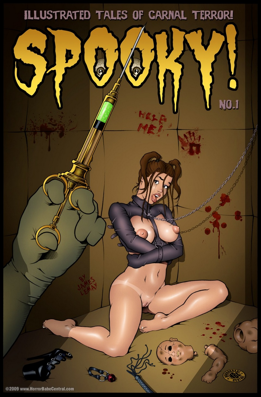 Spooky 1-2 James Lemay porn comics 8 muses