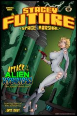 Stacey Future-Space Marshal 2- James Lemay porn comics 8 muses