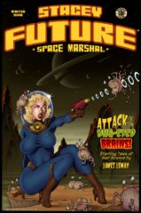 Stacey Future- Space Marshal porn comics 8 muses