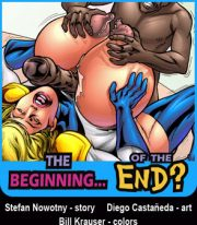 Star Busty: The Beginning… of the End? porn comics 8 muses