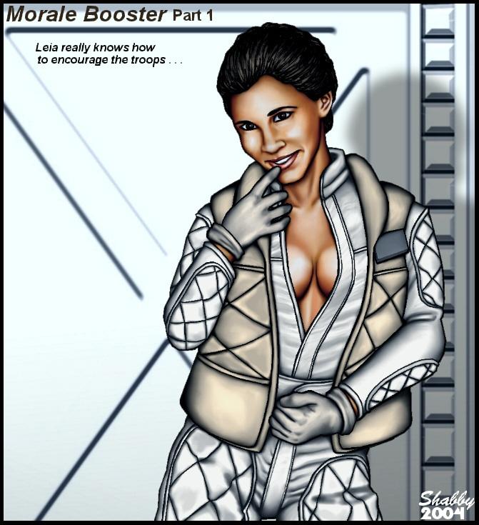 Star War- ShabbyBlue 2004 Series porn comics 8 muses
