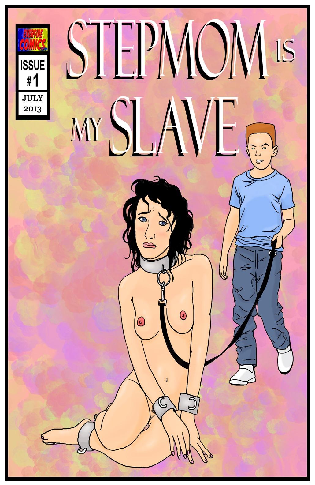 Stepmom is my Slave- Everfire porn comics 8 muses