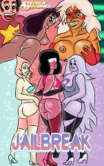 Steven Universe- Jailbreak porn comics 8 muses