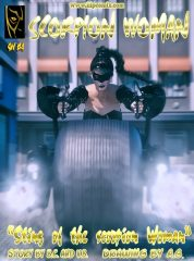 Sting of Scorpion Woman 4 & 5- Hip Comix porn comics 8 muses