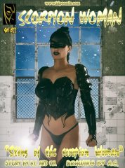 Sting of the Scorpion Woman 11- 13 porn comics 8 muses
