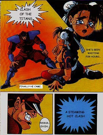 Street fighter- Clash of the Titans image 1