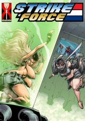 Strike Force- Expansionfan porn comics 8 muses