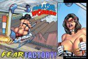 Major Wonder- Fear Factory Raw porn comics 8 muses