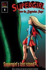 Supergirl Demonic Bloodsport porn comics 8 muses