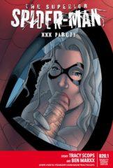 Superior Spider-Man- Tracy Scops porn comics 8 muses