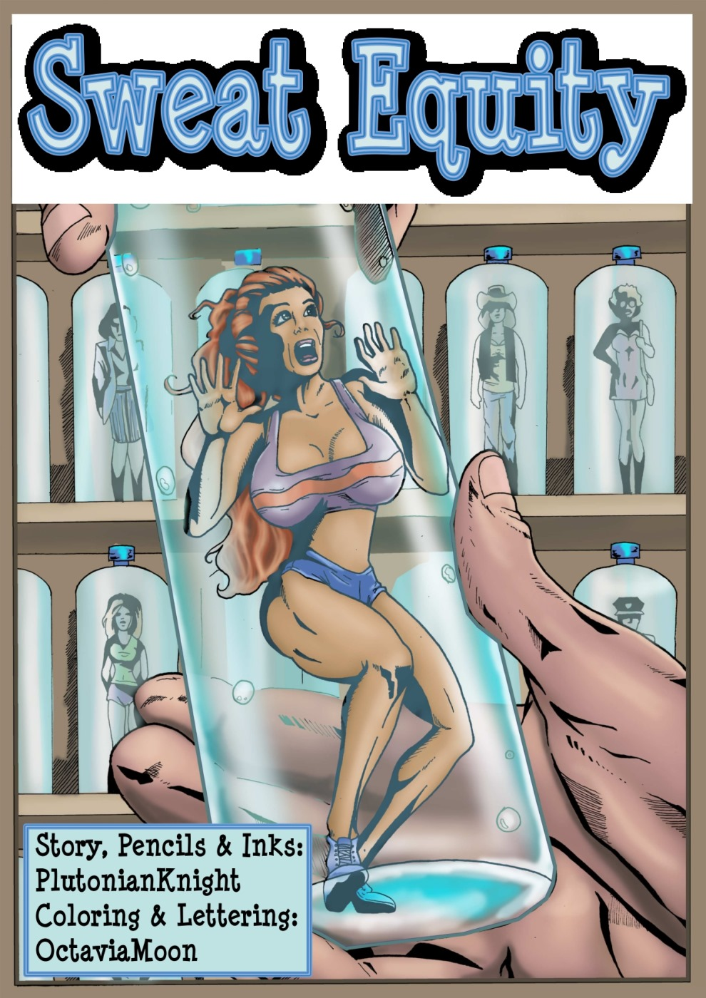 Sweat Equity- Mind Control porn comics 8 muses