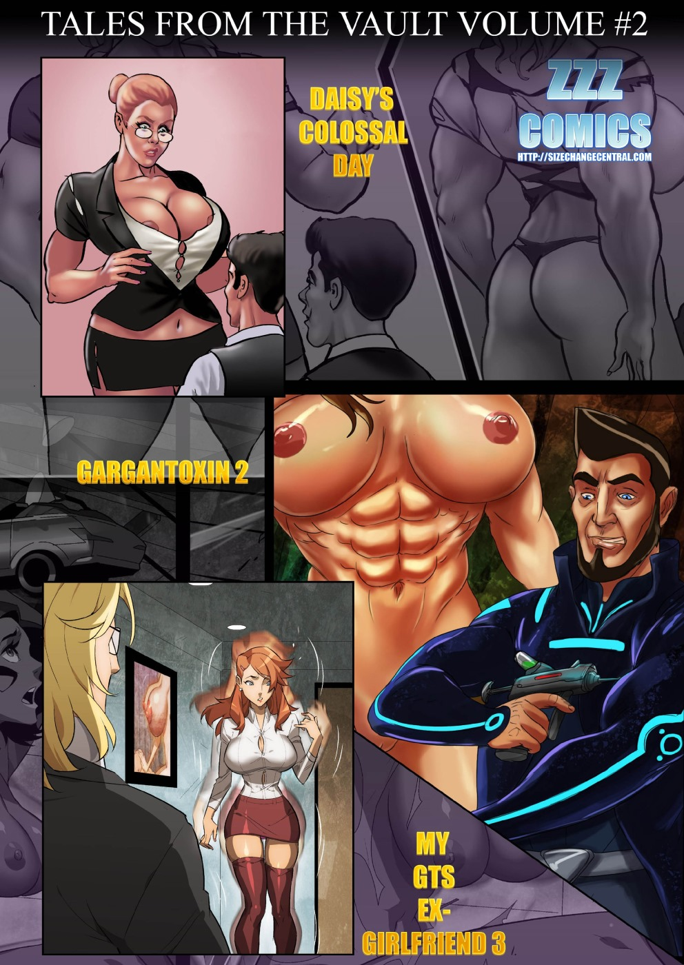 Tales From The Vault 2- ZZZ porn comics 8 muses