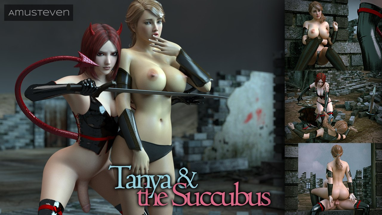 Tanya & The Succubus porn comics 8 muses