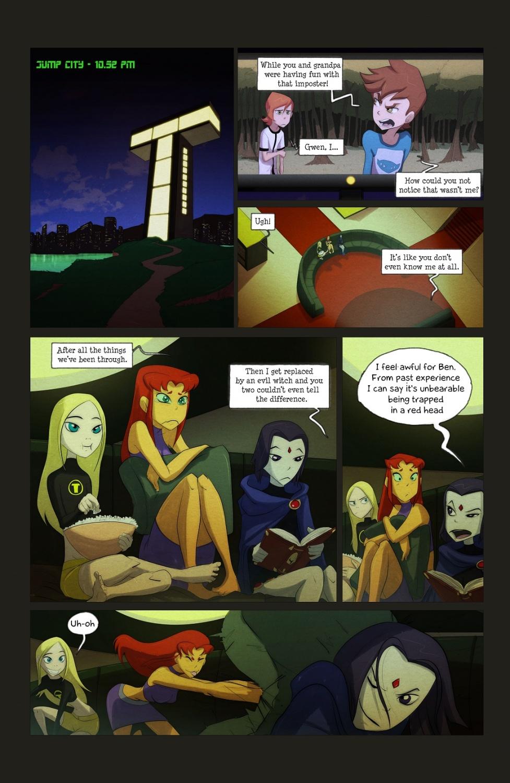 Teen Titans- A Few Less Titans porn comics 8 muses