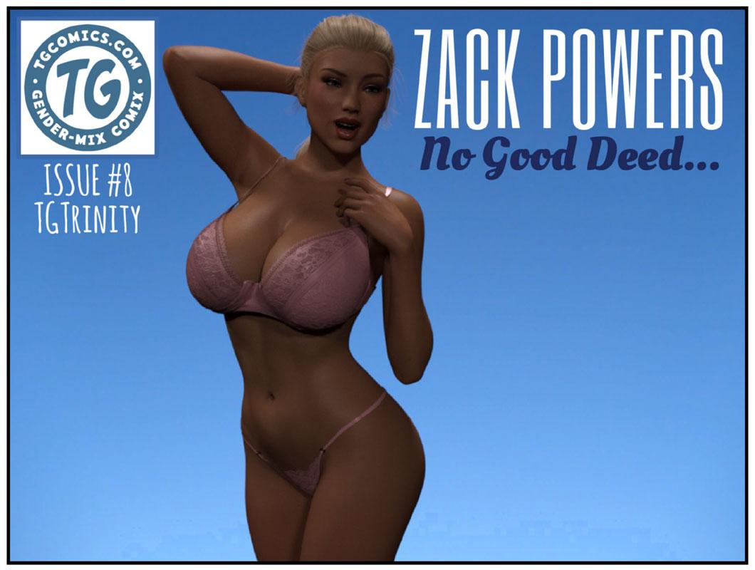 TGTrinity- Zack Powers 8 porn comics 8 muses