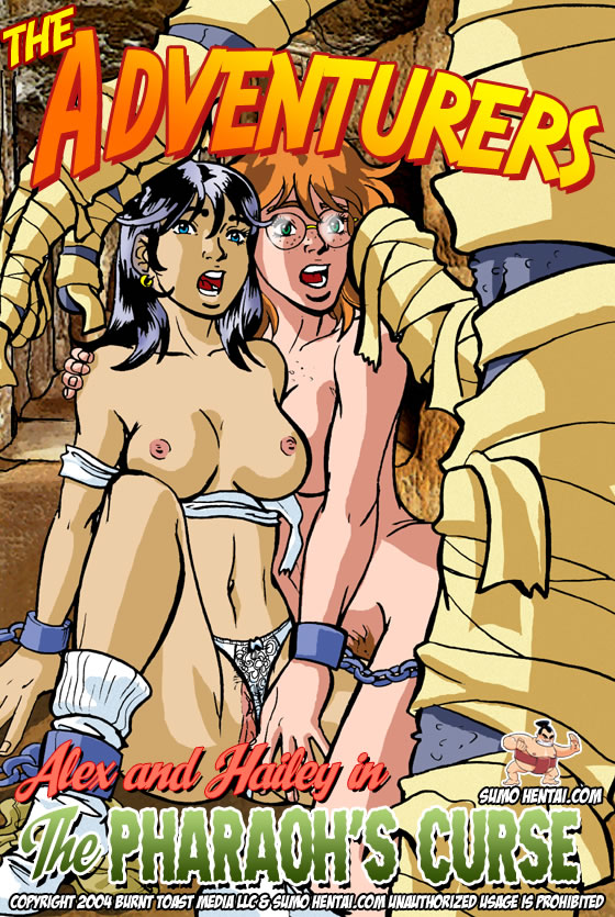 The Adventurers- Pharaoh's Curse porn comics 8 muses