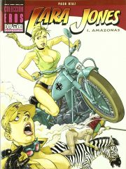 The Amazons- Lara Jones porn comics 8 muses
