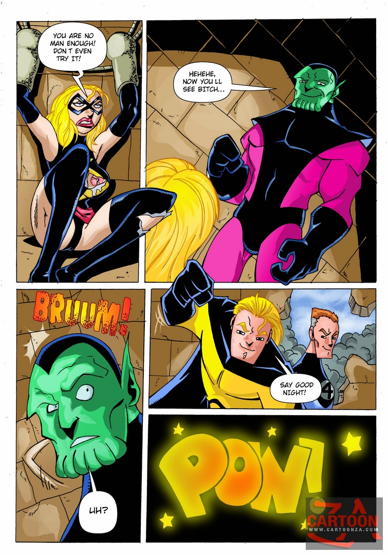 The Avengers- Winning Fucking porn comics 8 muses