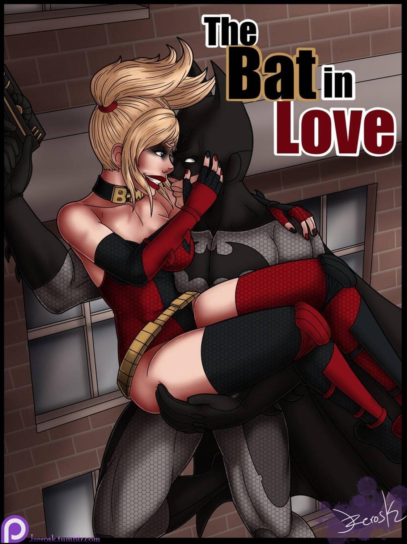 The Bat in Love- Jzerosk porn comics 8 muses