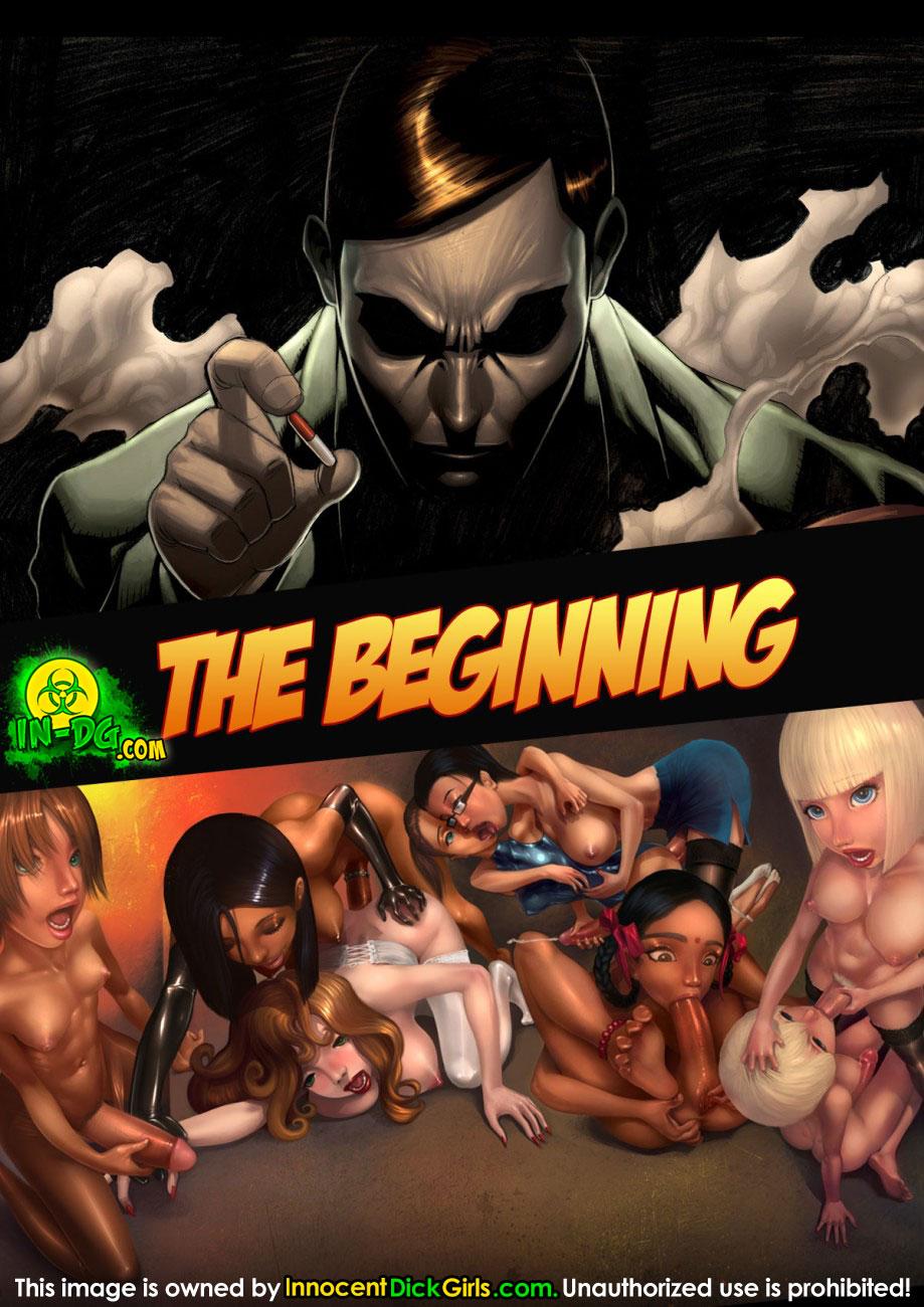 The Beginning porn comics 8 muses