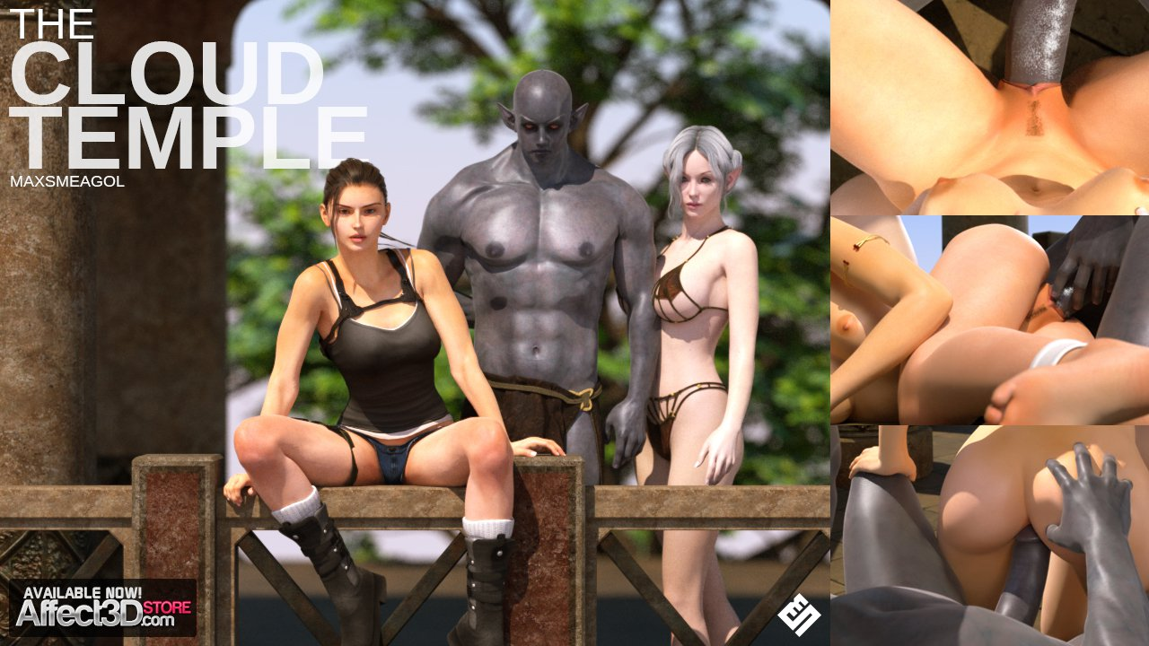 The Cloud Temple- Affect3D & Maxsmeagol porn comics 8 muses