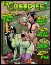 The Creepies 2- Jab Comix porn comics 8 muses