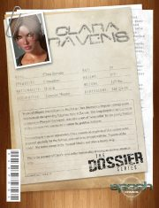 The Dossier 4 Clara Ravens- Epoch porn comics 8 muses