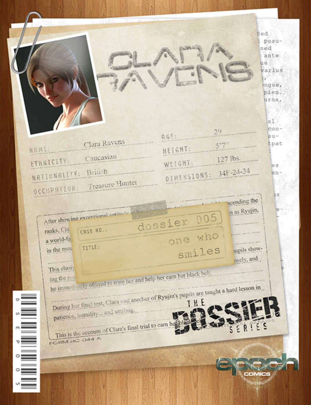 The Dossier 5 – Epoch image 1
