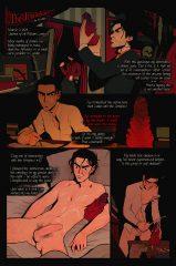 The Invitation- Incase porn comics 8 muses