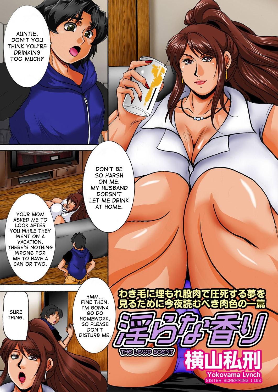 The Lewd Scent- Yokoyama Lynch porn comics 8 muses