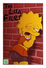 The Lisa files – Simpsons porn comics 8 muses