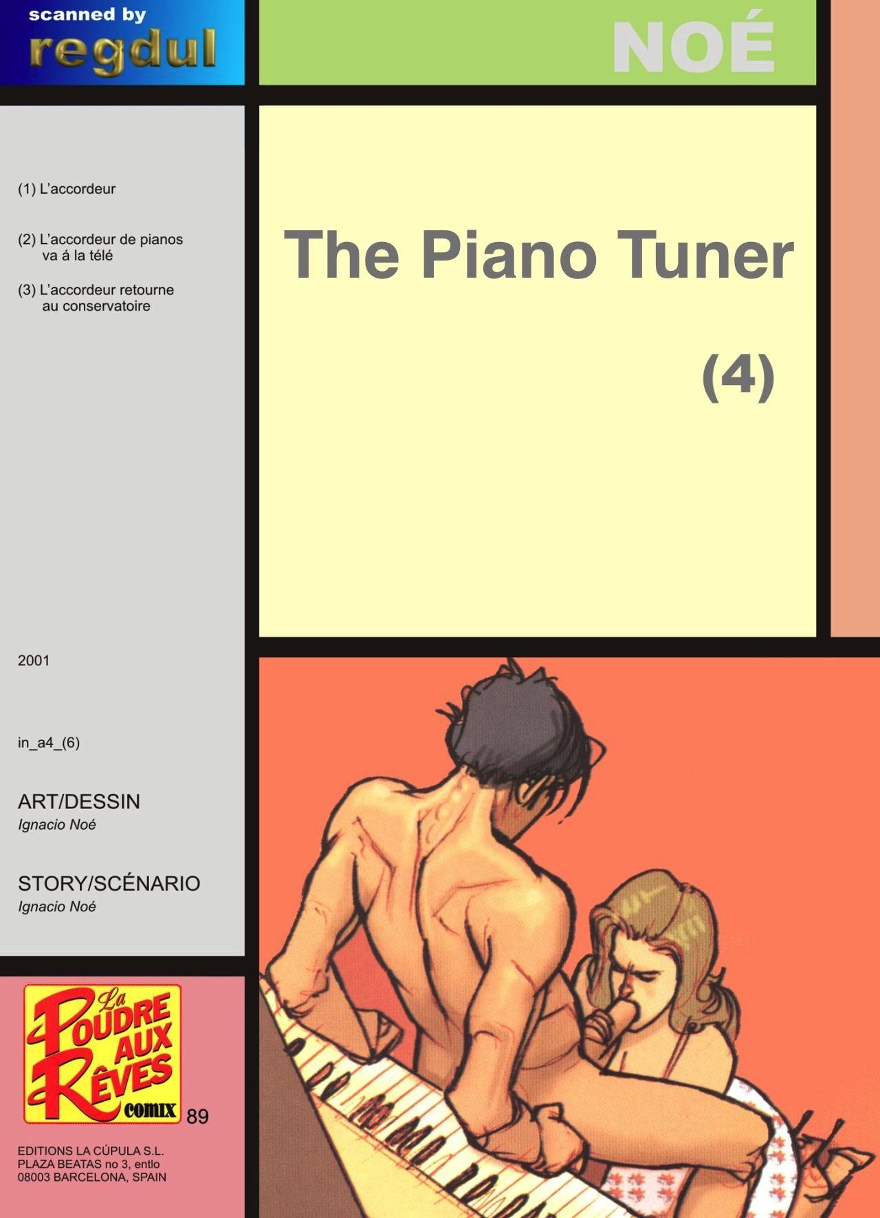 The Piano Tuner 4- Ignacio noe porn comics 8 muses