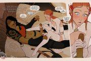 The Princess and Her Bodyguard- Incase porn comics 8 muses