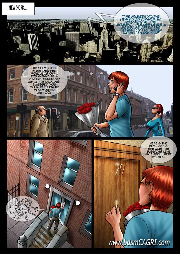 The Punisher Inc- bdsmCagri porn comics 8 muses