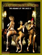 The Reward Of The Orcs Vol.3- Moiarte porn comics 8 muses