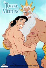 The Royal Meeting (English ) porn comics 8 muses