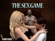 The Sex Game- Andy3Dx porn comics 8 muses