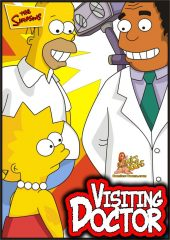 The Simpsons – Visiting Doctor porn comics 8 muses