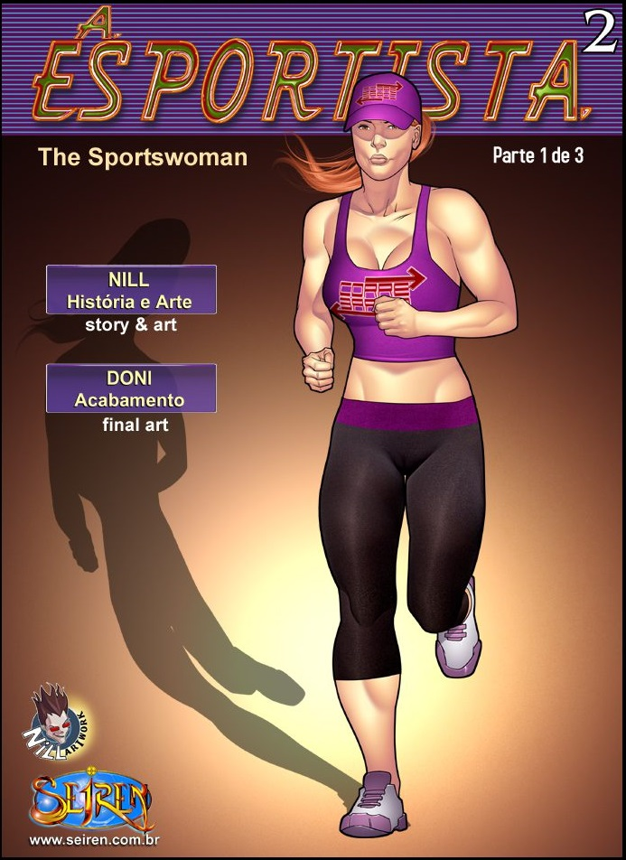 The Sportswoman 2 – Part 1 (English) porn comics 8 muses